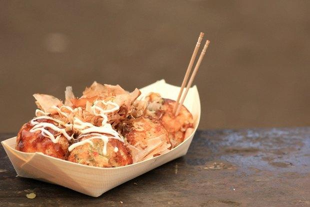 Что едят жители Нью-Йорка, Стамбула, Токио и Мадрида на улице. Изображение № 12.