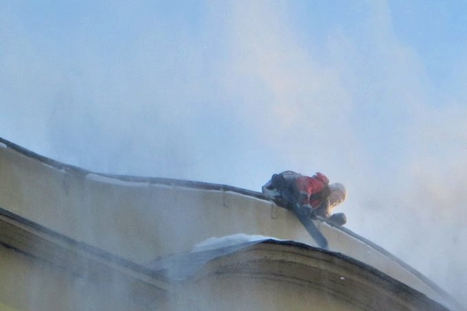 ВПетербурге коммунальщикам поручили купить воздуходувки для уборки снега. Изображение № 3.