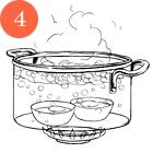 Рецепты шефов: Летний салат с яйцом-пашот. Изображение № 7.