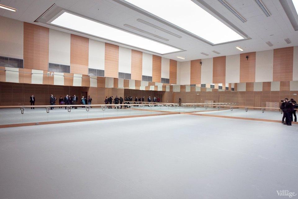 Фоторепортаж: Вторая сцена Мариинского театра изнутри. Изображение № 8.
