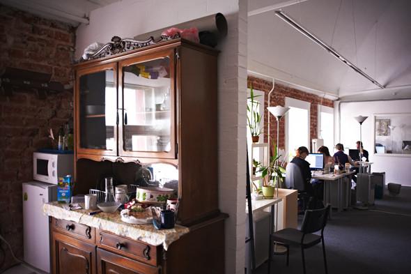 Офис группы «Коммуникатор». Изображение № 10.