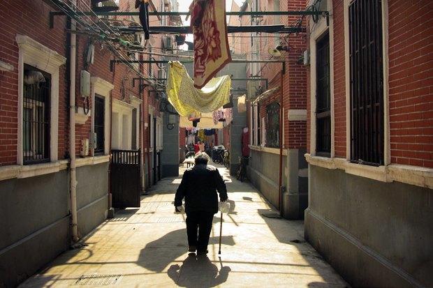 Часть целого: Старый город вШанхае. Изображение № 6.