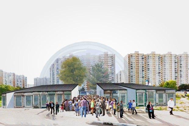 Чего хочет Москва: Проекты архитекторов для города. Изображение № 15.