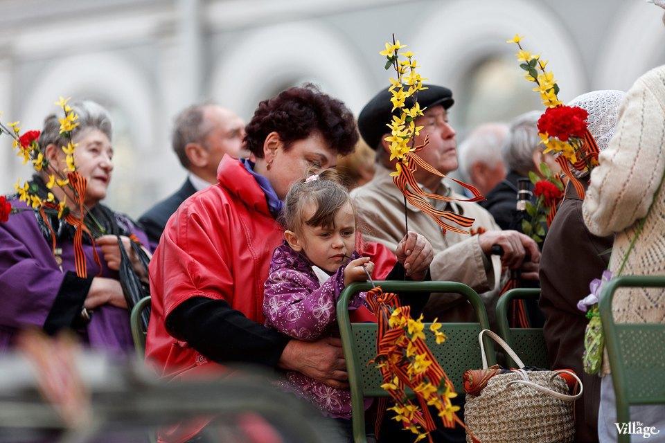 Фоторепортаж: День Победы в Петербурге. Изображение № 7.