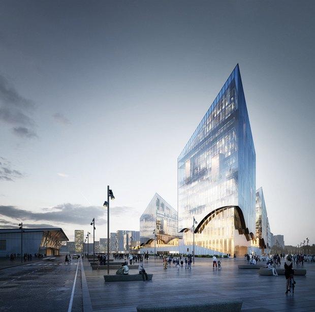 Проект Cino Zucchi Architetti. Изображение № 10.