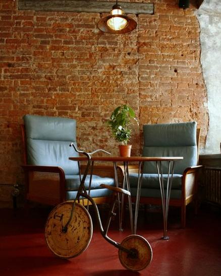 На Васильевском острове открылся французский винный бар «74». Изображение № 1.
