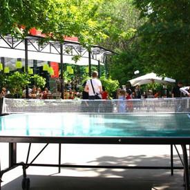 Стол накрыт: Где играть в пинг-понг на открытом воздухе. Изображение № 3.