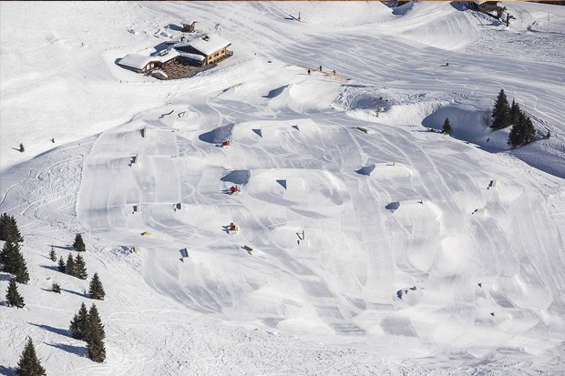 Где кататься на лыжах, сноуборде и сноукайте. Изображение № 31.