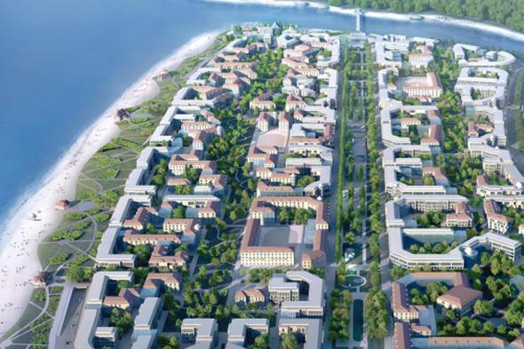 Опубликован проект намыва «Новый берег» под Сестрорецком. Изображение № 3.