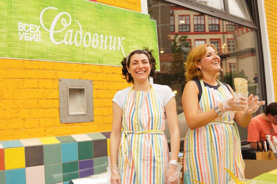 Жующие вместе: «Ресторанный день» в Москве. Изображение № 55.