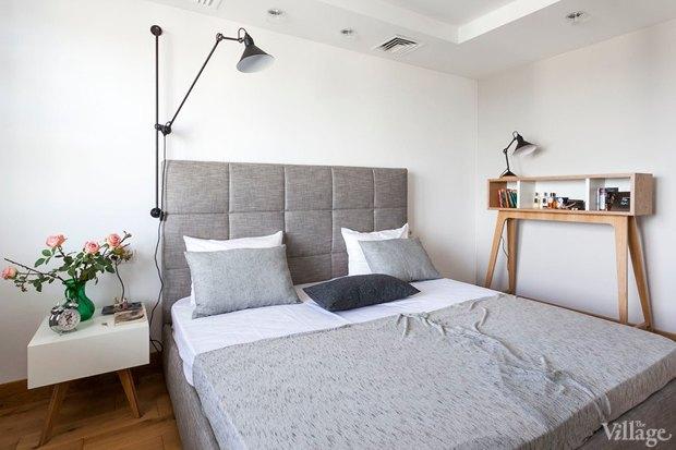 Как изголовье кровати может изменить внешний вид спальни. Изображение № 7.