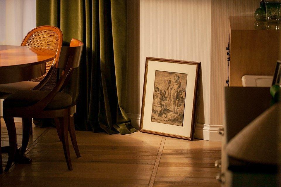 Квартира с эклектичным интерьером на Суворовском проспекте. Изображение № 5.