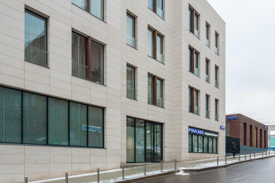 Нелужковский стиль: 5 удачных современных зданий вцентре Москвы. Изображение № 26.