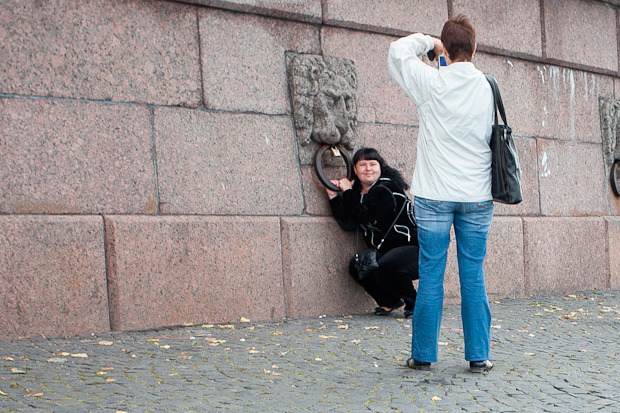 Эксперимент The Village: Самые популярные места для фотографий из Петербурга. Изображение № 35.