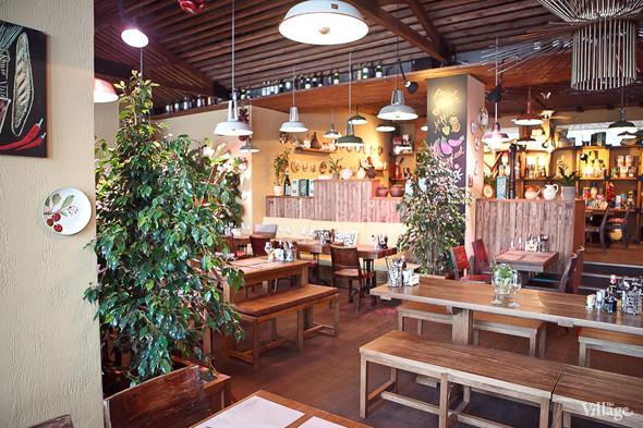 Новое место (Петербург): Ресторан «Марчелли's». Изображение № 5.