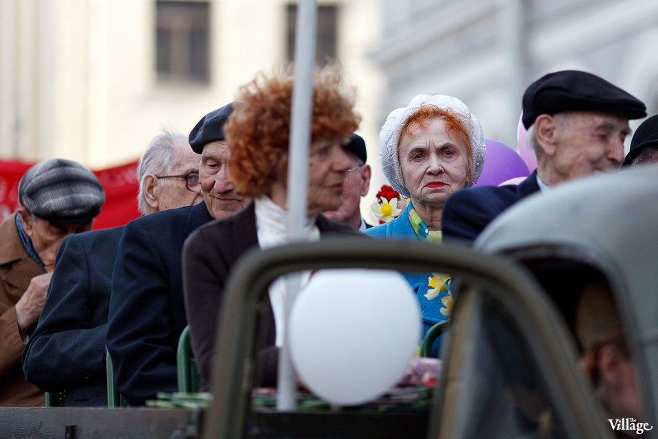 Фоторепортаж: День Победы в Петербурге. Изображение № 13.