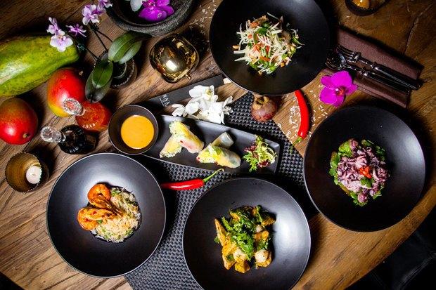 Александр Раппопорт открыл ресторан Black Thai. Изображение № 4.