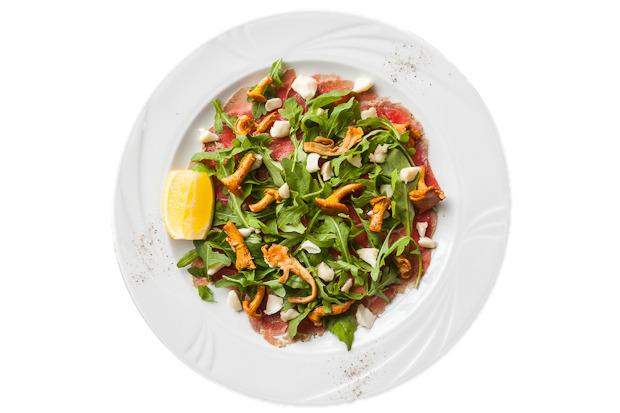 Сезонное меню: Блюда с лисичками в ресторанах Петербурга. Изображение № 7.