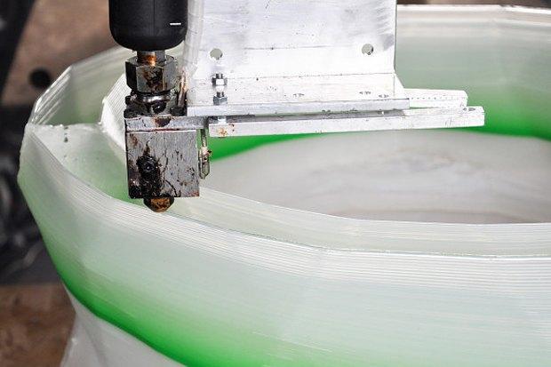 Дом печати: Как в Голландии строят здание с помощью 3D-принтера. Изображение № 10.