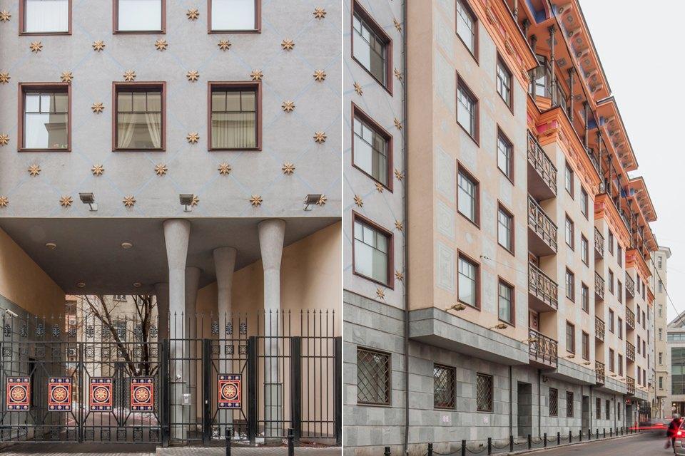 Нелужковский стиль: 5 удачных современных зданий вцентре Москвы. Изображение № 10.