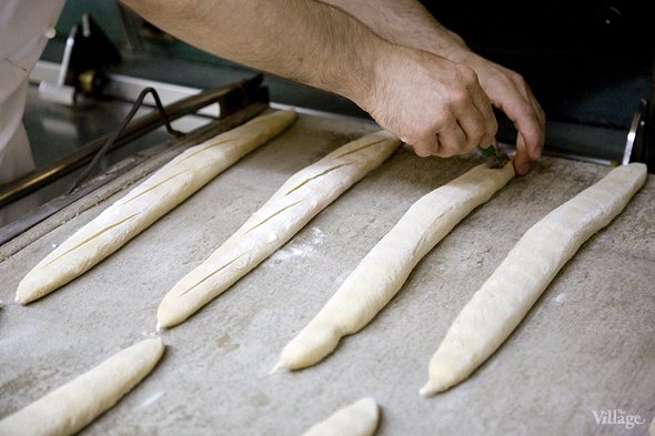 Фоторепортаж с кухни: Как пекут хлеб в «Волконском». Изображение № 20.