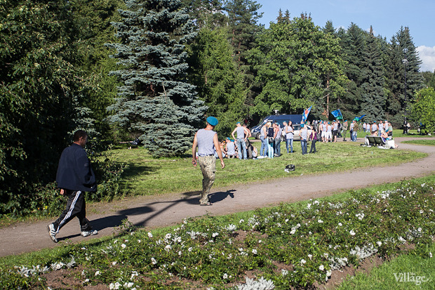 Фоторепортаж: День Воздушно-десантных войск в Петербурге. Изображение № 1.