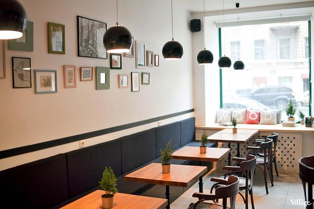 Новое место (Петербург): Кафе-бар Wood. Изображение № 20.