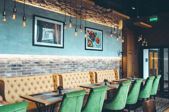 В безнес-центре Wall Street открылся ресторан итальянской кухни La Pasta. Изображение № 2.