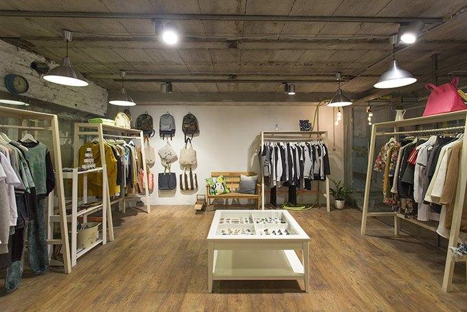 Магазин «Мыльная Белка» открылся в «Этажах». Изображение № 2.