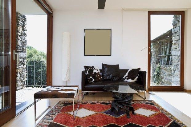 Центр притяжения: Как выбрать ковёр для дома. Изображение № 7.