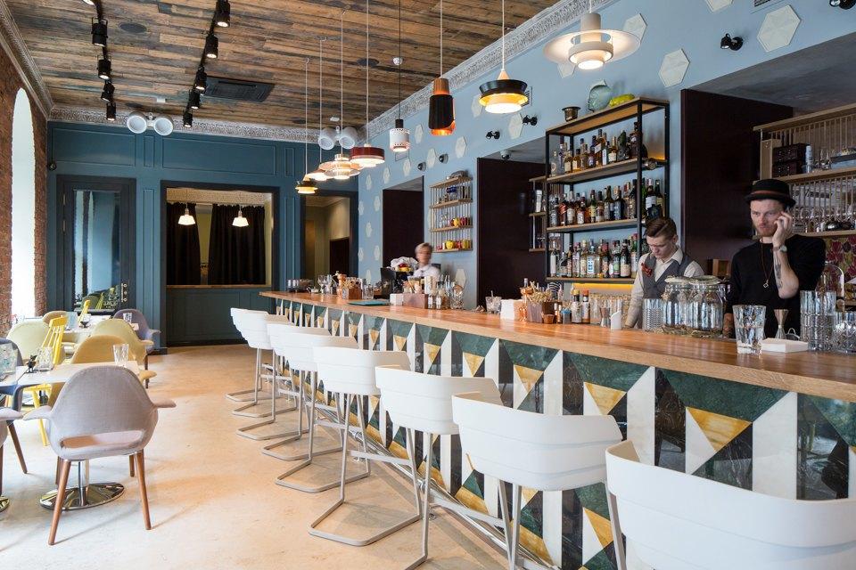 Ресторан-бар Lombard на Садовой . Изображение № 3.