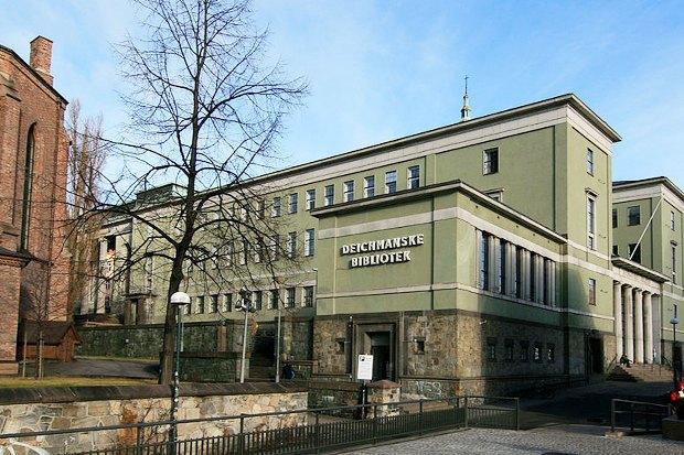10 мест в Осло, куда ходят сами ословцы. Изображение № 11.