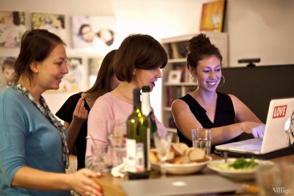 Посетители первого ужина EatWith в Москве. Изображение № 16.