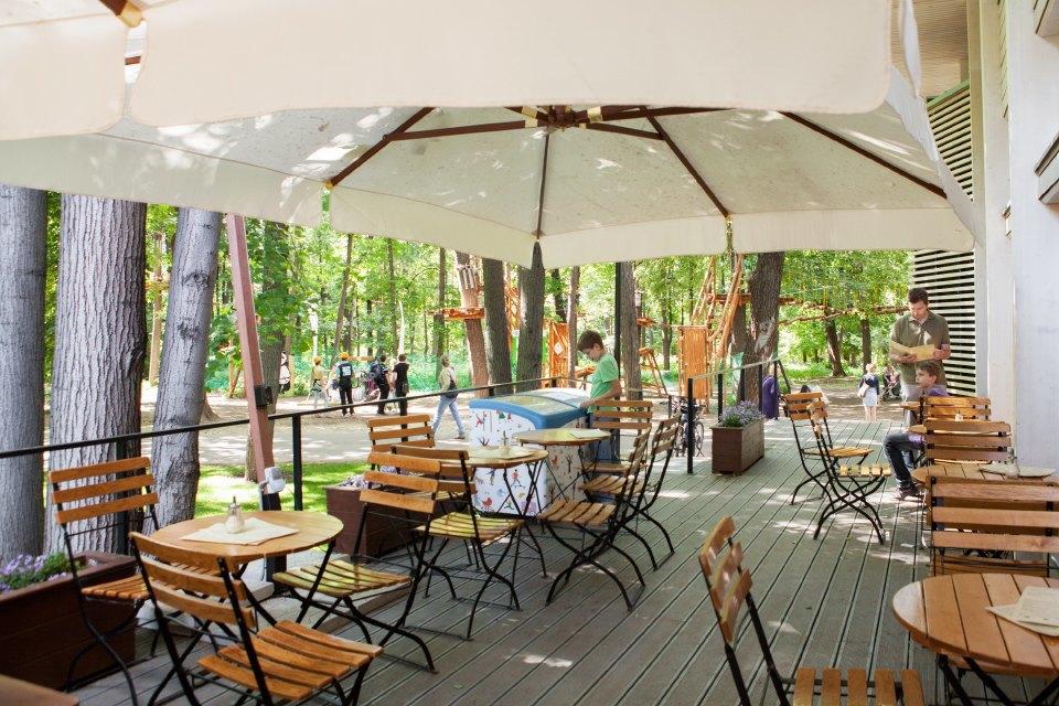 Еда в парке Горького: 33кафе, ресторана икиоска. Изображение № 10.