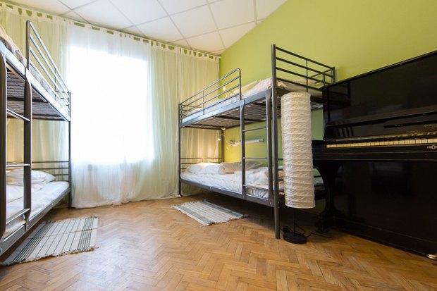 Свежий номер: 10 новых хостелов вПетербурге. Изображение № 10.