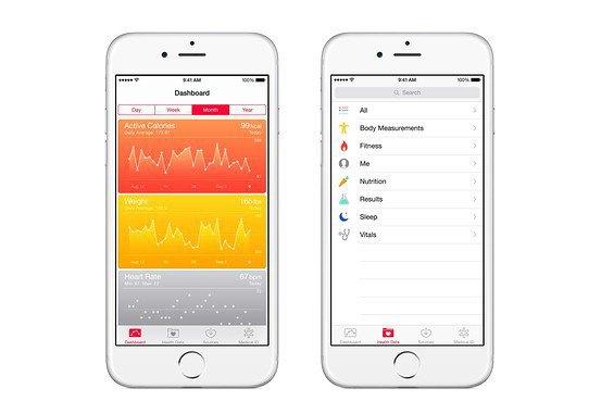Система мониторинга здоровья Apple HealthKit запустилась с ошибкой. Изображение № 1.