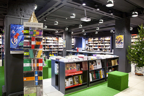 На «Винзаводе» открылся новый книжный магазин «Артбукса». Изображение № 15.