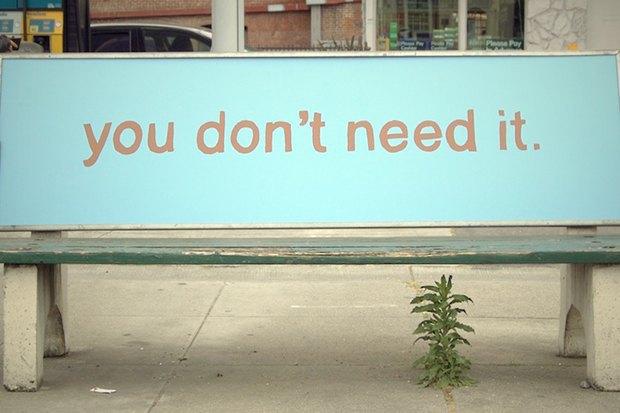 Иностранный опыт: Как вГреции, США иКанаде борются с нелегальной рекламой. Изображение № 11.
