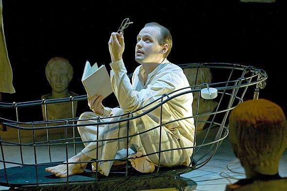Фотография: театр Фотография: театр «За Чёрной речкой». Изображение № 44.