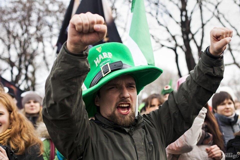 Люди в городе: Участники парада вчесть Днясвятого Патрика. Изображение № 17.