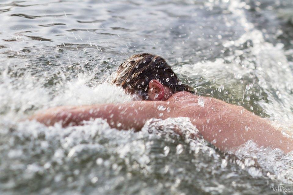 Фоторепортаж: Австралийские «моржи» в Серебряном Бору. Изображение № 19.