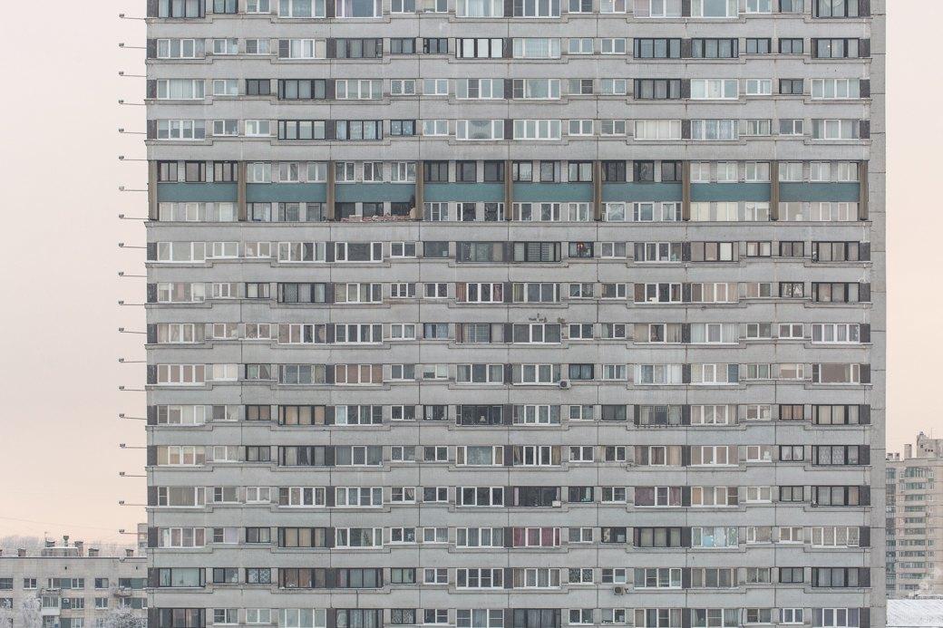 Яживу вдоме-пластине наплощади Победы (Петербург). Изображение № 23.