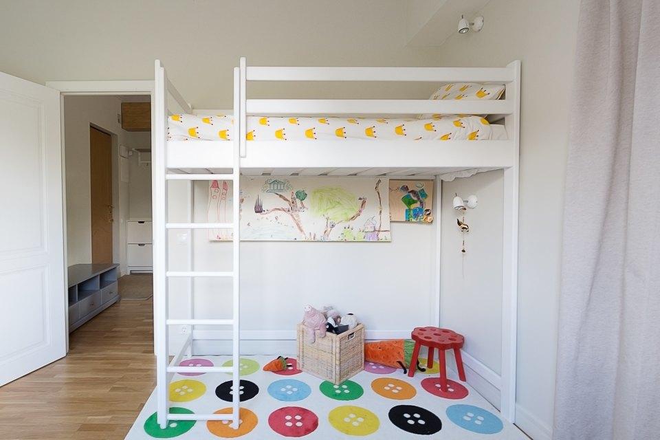 Функциональная квартира сбюджетным ремонтом для мамы идочери. Изображение № 14.