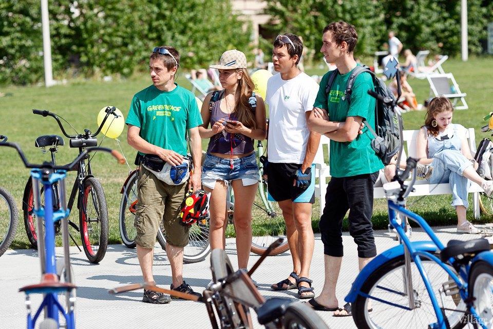 Люди в городе: Участники фестиваля «За велогород». Изображение № 15.