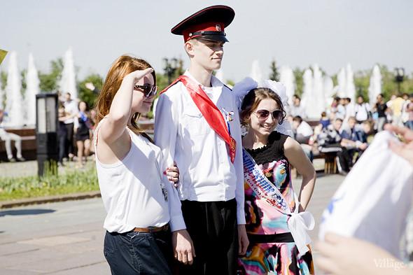 Изображение 59. Фоторепортаж: Последний звонок в Москве.. Изображение № 50.