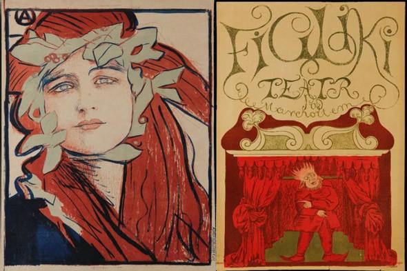 «Польский плакат XIX–XX века» в Пушкинском музее. Изображение № 2.