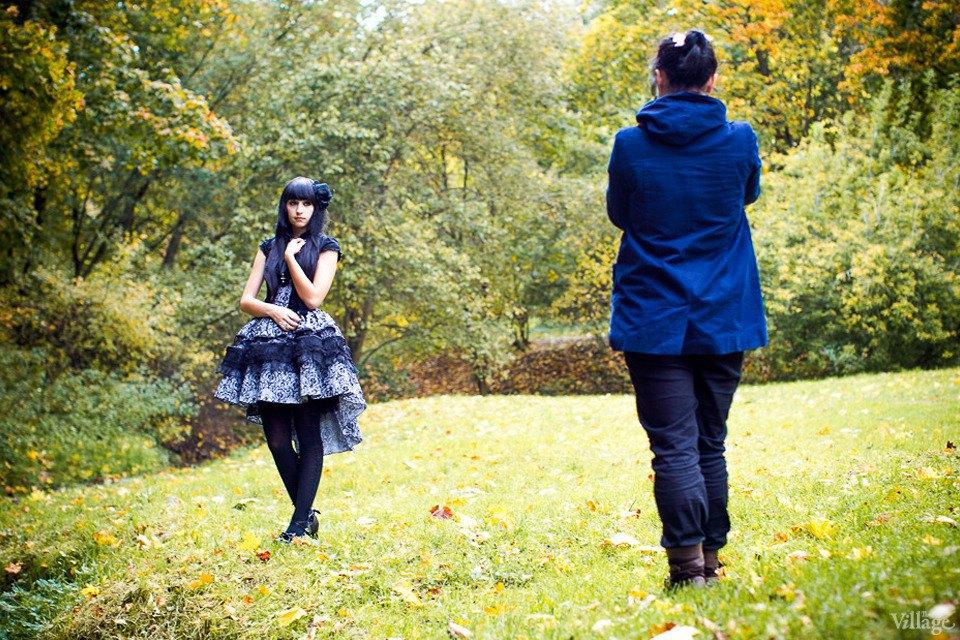 Люди в городе: Любительские фотосессии в парке. Изображение № 14.