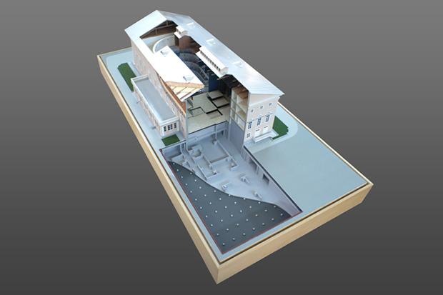 Каменноостровский театр откроется после пятилетний реконструкции. Изображение № 4.