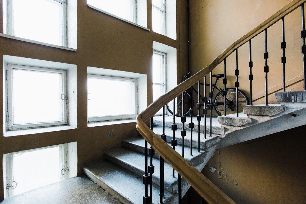 Яживу вдоме Ленсовета наКарповке (Петербург). Изображение № 28.