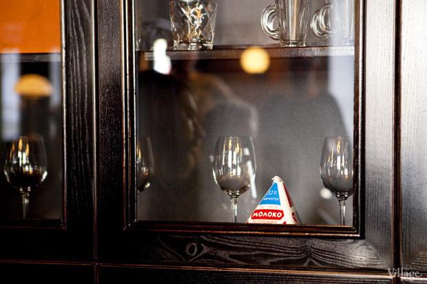 Новое место: Кафе и бар «Молоко». Изображение № 15.